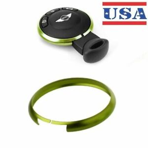 Smart Key Fob Replacement Ring For 08-16 Mini Cooper R55 R56 R57 R58 R59 R60 R61