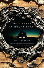 The Library at Mount Char by Scott Hawkins (author)