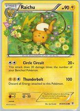 Raichu RC9/32 x4  NM  Pokemon Generations Radiant Collection