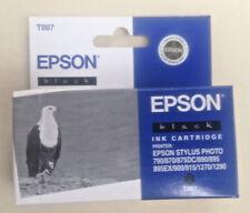 Genuine Epson T007 Cartuccia di Inchiostro Nero Aquila