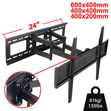 Articulating Tilt TV Wall Mount 32 39 40 42 46 48 50 55 60 65 LED LCD Plasma C20