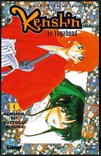 manga Kenshin Le Vagabond tome 1 Nobuhiro Watsuki Glénat VF Ruroni 1994 Shonen