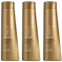 Joico K-Pak Reconstruct Conditioner, 10.1 Oz each - Pack of 3