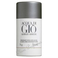 Armani Acqua di Gio Deodorant Stick 2.6oz 75g by Georgio Armani * Low Shipping