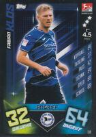 Match Attax 19/20 Bundesliga 2019/2020 Basiskarte Nr.339 - Fabian Klos