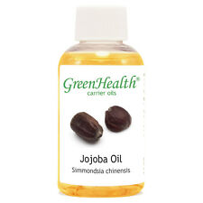 2 fl oz Jojoba Carrier Oil (100% Pure & Natural) - GreenHealth