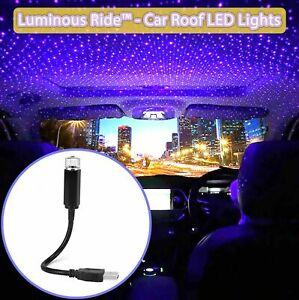 Luminous Ride - Car Roof LED Lights