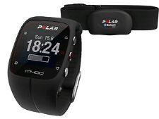Polar M400 - GPS Montre de coureur - Ordinateur d'entraînement - Noir - incl. H7