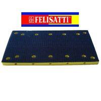 Platorello velcro aspirato levigatrice Felisatti TP 517 AS Ricambio Originale