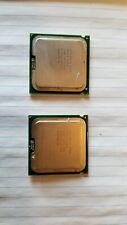 Lot of 2 Xeon E5440 processors