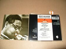 Dizzy Gillespie Swing Low,Sweet Cadillac 1993 cd + Inlays Excellent condition