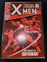XMen X-Men #41 Fine OW/W Pgs Marvel