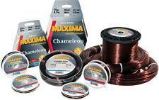 Maxima Chameleon Premium Mono Super Tough Carp Fishing Line 100m 2lb-10lb