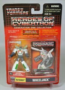 Hasbro Transformers Heroes of Cybertron Wave 4 Wheeljack Autobot
