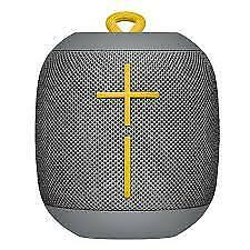Logitech UE Ultimate Ears WonderBoom Bluetooth Portable Speaker-Stone Grey (I...