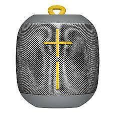 Logitech UE Ultimate Ears WonderBoom Bluetooth Portable Speaker-Stone Grey (I...