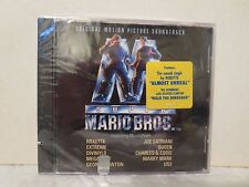 SUPER MARIO BROTHERS (NEW & SEALED CD) Extreme, Queen, Megadeth, Joe Satriani