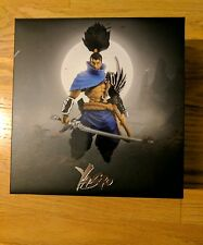 League of Legends Official Yasuo the Unforgiven Figma Figure Good Smile Company