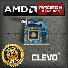 Upgrade ☛ spare part ☛ VGA ATI Radeon HD 7970m 2gb GDDR 5 MXM ☛ Clevo Notebook ✔
