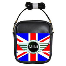 MINI Cooper English Automotive Car Automobile #D01 Girl Sling Bag