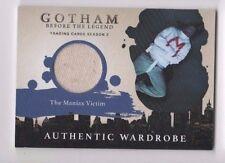 Cryptozoic Gotham Season 2 costume card M10.1.2.3.4.5.6 full set of Manix victim