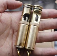 Vintage Collectible Kerosene Lighter Brass Metal Lighters waterproof