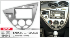 Car Stereo Fascia Dash Panel 2Din Frame Trim Kit for FORD Focus 1998-2004 11-549