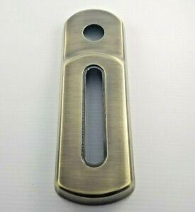 Schlage CS210 Escutcheon Door Cover Interconnected Lock Reversible Saturn Lever