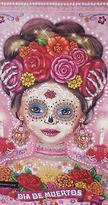 Barbie Dia De Los Muertos(Day of The Dead) Doll Mattel 2020 Collectible NIB