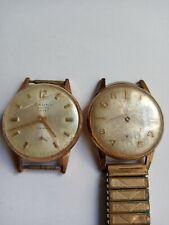 2 relojes Cauny