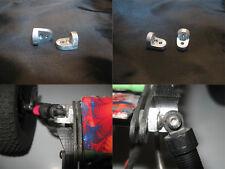 TGS  Aluminium shock supports - set of 2 - short version