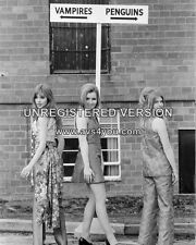 "Madeline Smith / Pippa Steele Hammer Horror 10"" x 8"" Photograph no 55"