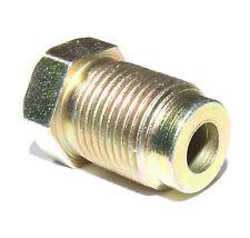 "M12 Brake Pipe Nuts Qty 25 Pk Male Metric 12mm x 1.0mm Nut 3/16"" Pipe BPN20"