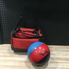 MAXIM CAPTAINTITIAN BOWLING BALL EBONITE MADE IN U.S.A 44E1421 - GREAT CONDITION
