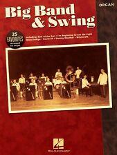 Big Band & Swing Sheet Music Organ Adventure NEW 000199010