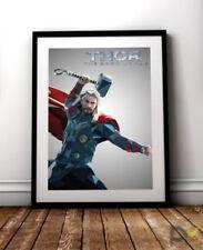 Thor Pop Art Art Posters