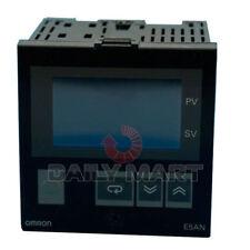 OMRON E5AN-Q1TC-300 TEMPERATURE CONTROLLER 100-240VAC THERMOSTAT PLC MODULE NEW