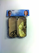 GLASSES CASE EYE TO EYE  INCLUDING CORD & CLEANING CLOTH PROTECTOR BOX