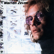 WARREN ZEVON - A QUIET NORMAL LIFE: THE BEST OF VINYL ALBUM (GREATEST HITS)