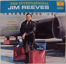 "Jim Reeves - The International 12 "" LP RCA Victor L3914"