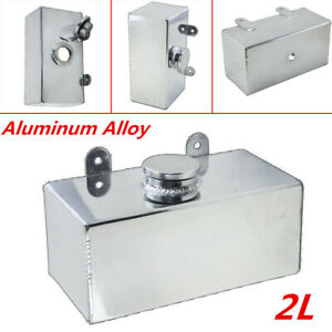 2L Aluminum Alloy Polishing Water Tank For General Purpose Car Windscreen Washer