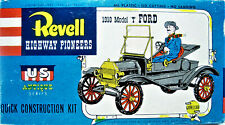 """Revell  H-32 - 1910 Model """"T"""" Ford - Highway Pioneer - 1954 US Antique Release"""