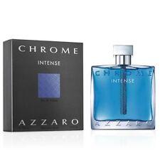 Parfum AZZARO CHROME INTENSE EDT 100ml Neuf et Sous Blister