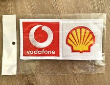 FERRARI F1 Shell/VODAFONE ANTERIORE Patch 15 1/2 CM x 7 1/2 cm Michael Schumacher