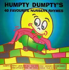 Humpty Dumpty's 40 Favourite Nursery Rhymes-CD Neva Eder 2004-PLKID01