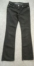 7 SEVEN FOR ALL MANKIND Brown Bootcut Jeans 27 UK 8-10 34L