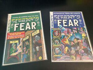 Lot of *13* EC Horror Reprint Comics! Avg. Grade = VG/FN (Reader Copies)