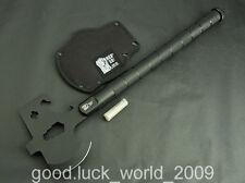 Military Axe,Steel Camp axe , hatchet, Sapper ax, Hand Axe, Battle-axe #348