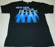 New Kids on the Block 2009 concert tour t-shirt Large