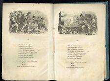 La Marseillaise Illustrée par Charlet - Imprimerie Schneider & Langrand -Fin XIX